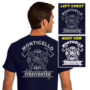 Fire Department Reflective Shirts (DD-FDREF2), Reflective Shirts, dovedesigns.com, Dove Designst-shirts, shirts, hoodies, tee shirts, t-shirt, shirts
