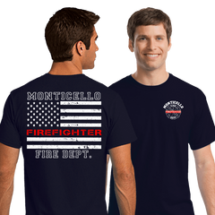 Fire Department Duty Shirts (DD-FDTRL)
