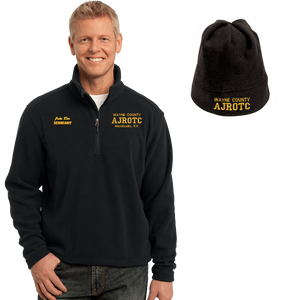 JROTC Embroidered Jacket & Beanie Combo, Embroidery, dovedesigns.com, Dove Designst-shirts, shirts, hoodies, tee shirts, t-shirt, shirts