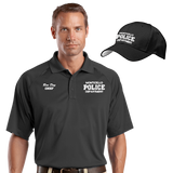 Law Enforcement Embroidered Moisture-Wicking Combo, Embroidery, dovedesigns.com, Dove Designst-shirts, shirts, hoodies, tee shirts, t-shirt, shirts