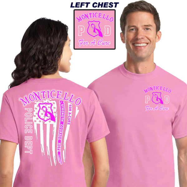 Cops For A Cure (DD-PDBCSCH), For A Cure, dovedesigns.com, Dove Designst-shirts, shirts, hoodies, tee shirts, t-shirt, shirts