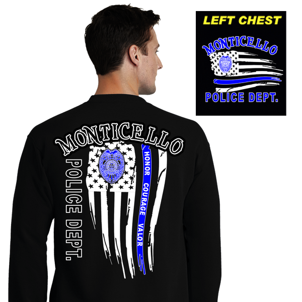 Back The Blue Shirts (DD-PDFLHCV), Duty Shirts, dovedesigns.com, Dove Designst-shirts, shirts, hoodies, tee shirts, t-shirt, shirts