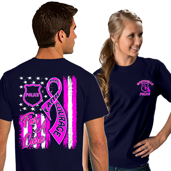 Cops For A Cure (DD-PDPINK18), For A Cure, dovedesigns.com, Dove Designst-shirts, shirts, hoodies, tee shirts, t-shirt, shirts