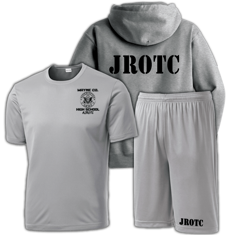 JROTC Physical Fitness Bundles (DD-PFBUN)