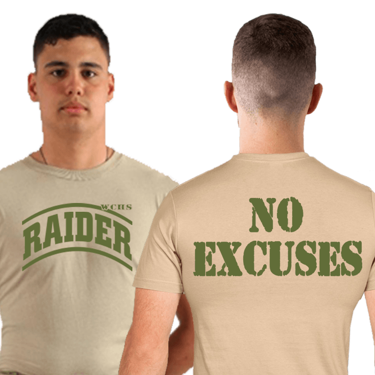 Raider Team Shirts (DD-RNOEX)