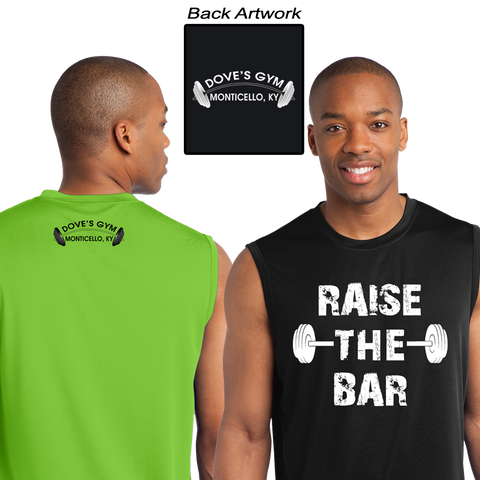 Gym Fitness Sleeveless  (DD-RTBS) 24 pc. min, Awareness Shirts, Dove Designs, Dove Designst-shirts, shirts, hoodies, tee shirts, t-shirt, shirts