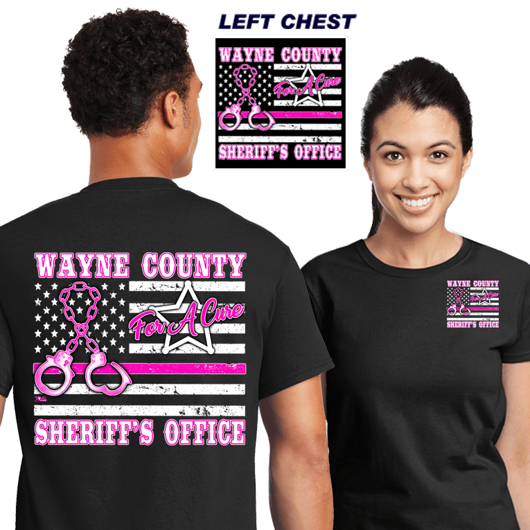 Sheriff for a Cure (DD-SOBCFL), For A Cure, dovedesigns.com, Dove Designst-shirts, shirts, hoodies, tee shirts, t-shirt, shirts