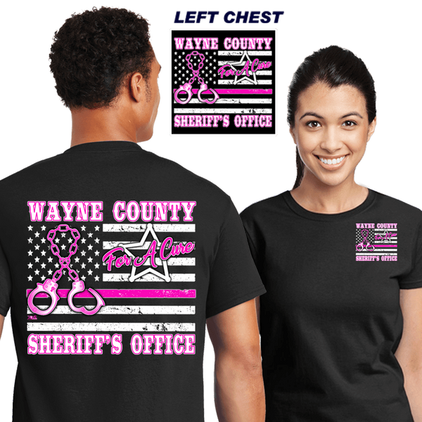 Sheriff for a Cure (DD-SOBCFL) (12 piece min.), For A Cure, dovedesigns.com, Dove Designst-shirts, shirts, hoodies, tee shirts, t-shirt, shirts