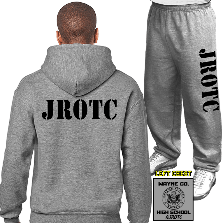 JROTC Physical Fitness Uniforms (DD-SPHPT)