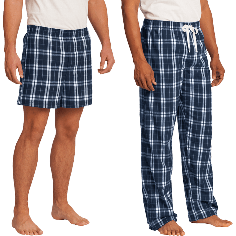 MEN'S PLAID SLEEPWEAR