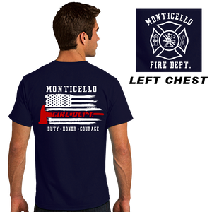 Fire Department Duty Shirts (DD-FDDHC)