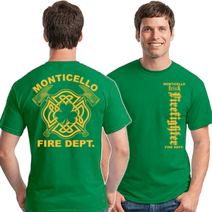 Firefighter Duty Shirts (DD-FDGRN3), Duty Shirts, dovedesigns.com, Dove Designst-shirts, shirts, hoodies, tee shirts, t-shirt, shirts