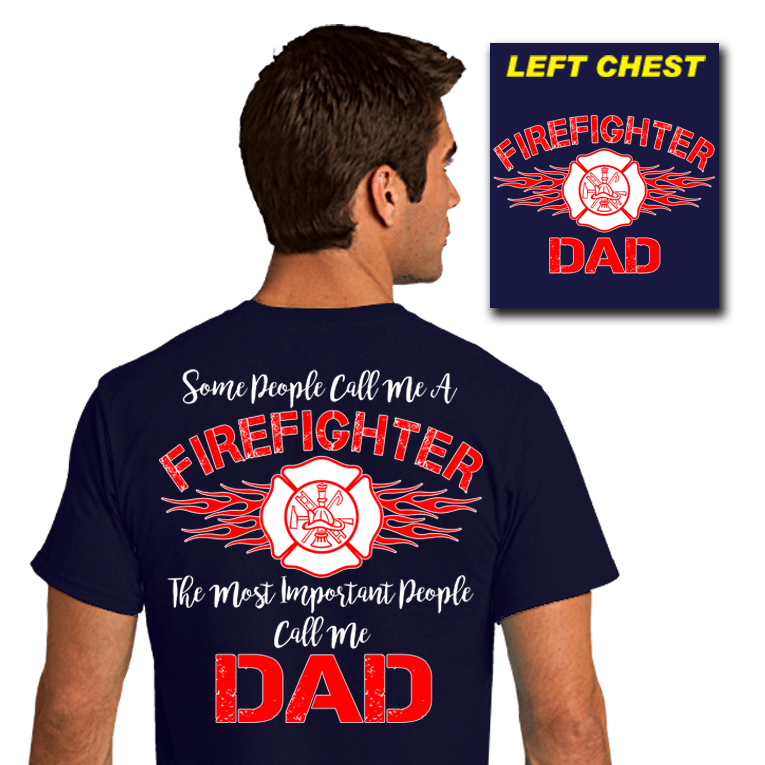 Firefighter Dad (SST-FDAD)