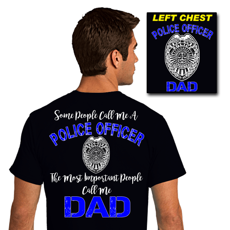 Police Officer Dad (SST-ODAD)