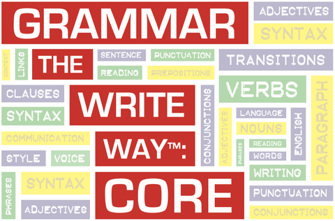 Grammar the Write Way: Core