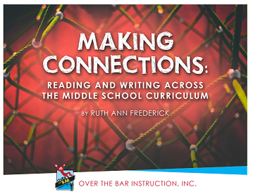 Making Connections: Reading and Writing Across the Middle School Curriculum