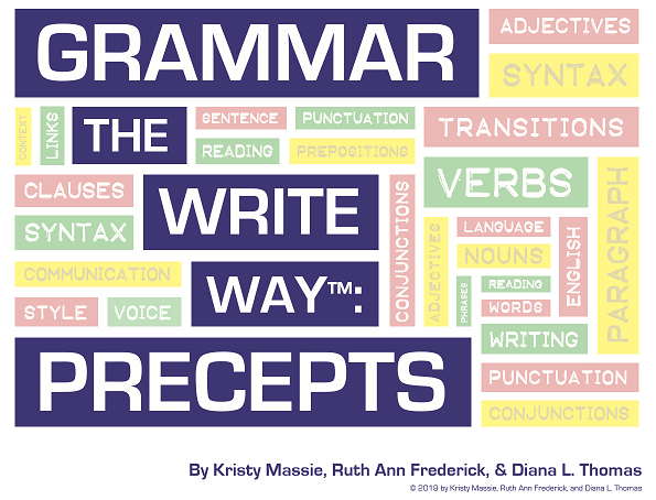 Grammar the Write Way: Precepts