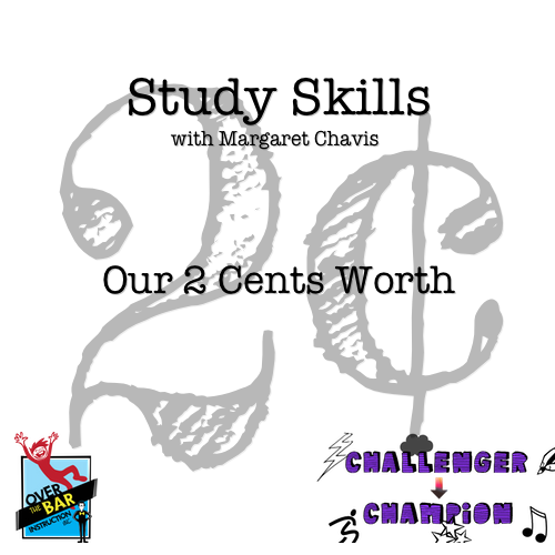 Study Skills - Our 2 Cents Worth
