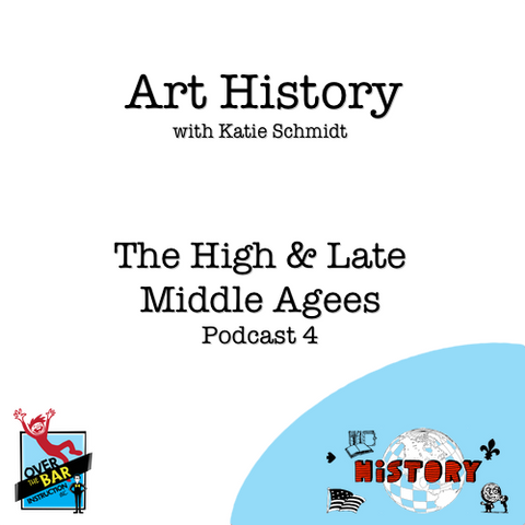 Art History - The High & Late Middle Ages