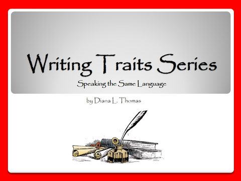 Writing Traits Series