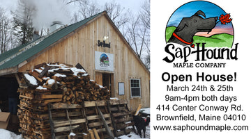 Maine Maple Sunday, Our Expansion and Our New CSA!