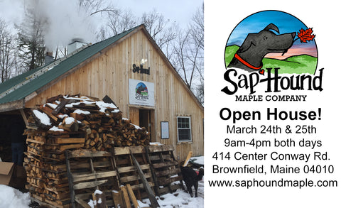 Maine Maple Sunday our annual open house event