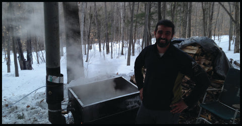 Nate and the dream steamer!