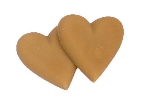 Organic Maple Candy Hearts