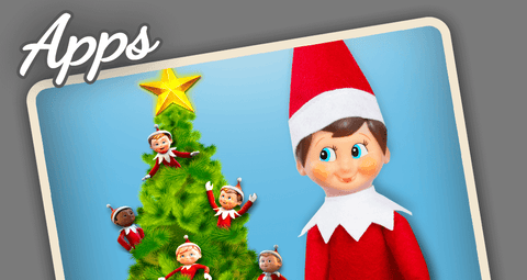 Find the Scout Elves App