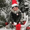 The Elf on the Shelf - Claus Couture Puffy Parka