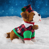 Claus Couture Collection® Playful Puppy PJ's (St Bernard not included)