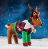 Claus Couture Collection® Playful Reindeer PJ's (Reindeer not included)
