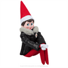 Claus Couture Collection® Puffy North Pole Parka (Scout Elf not included)