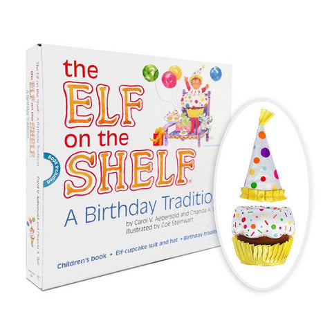 The Elf on the Shelf ®: A Birthday Tradition (scout elf not included)
