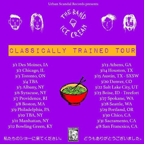 Classically Trained Tour