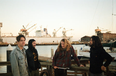 The Band Ice Cream - San Francisco Promo Photo