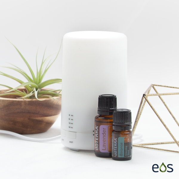 Atomizing USB Truffle Diffuser Essential Oil Diffuser Blend