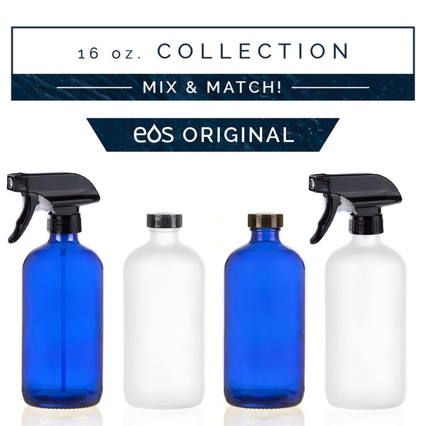 EOS 16 oz Collection (Pack of 1) Containers eos - Easy Oil Solutions