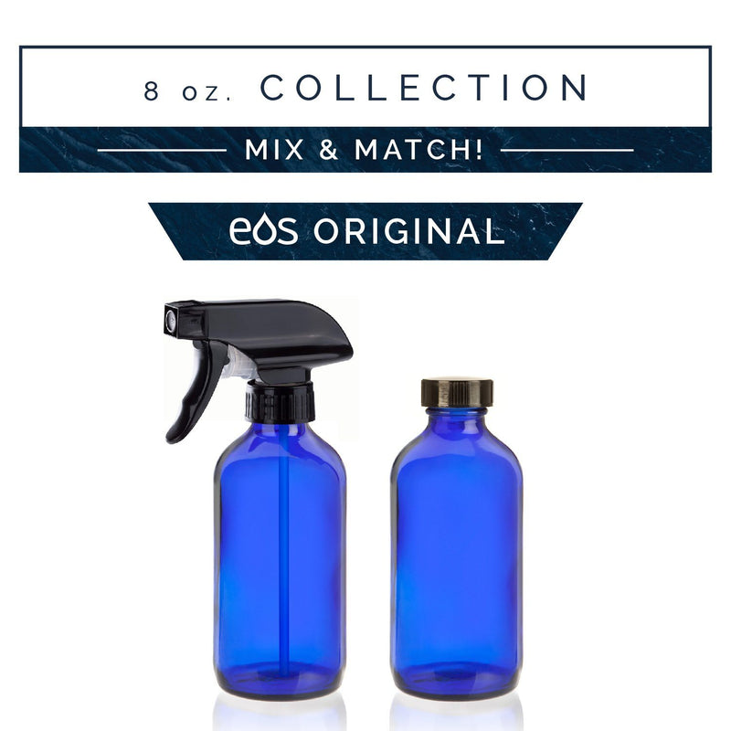 8 oz Collection (Pack of 2) Containers eos - Easy Oil Solutions
