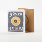Rank Cards Tools 'Everything But Oils' Platinum - You've Gone Platinum