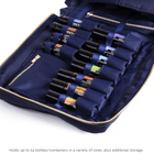 Hand-Stitched Italian Essential Oil Travel Case Collection Cases BAGEO