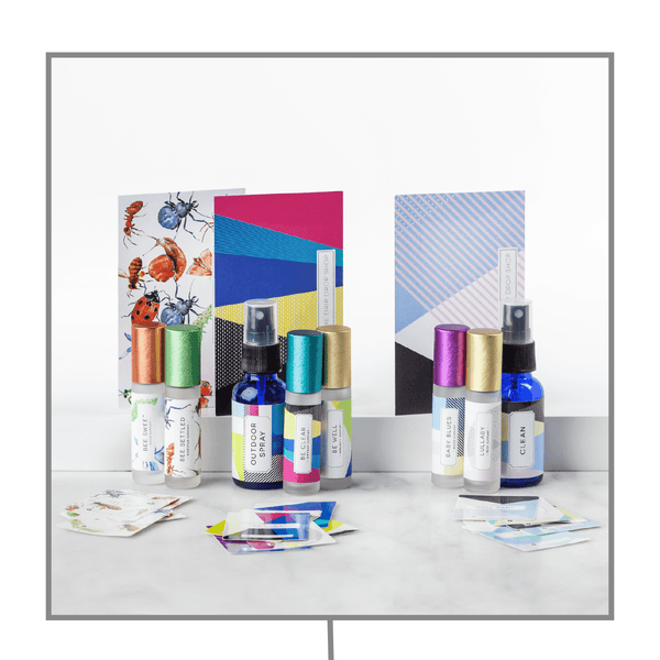 Kids & Babies Kit | 3 Styles (Up to 9 Labels and/or 10 Post Cards) Containers & Accessories Drip Drop Shop - eos - Easy Oil Solutions - doterra - essential oils