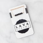 Lava Bar Diffuser Necklace Diffuser Jewelry Lava Living 14k Gold