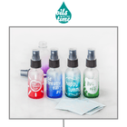 Outdoors/Summer Decal Kit (Set of 4) Containers & Accessories Oils All The Time - eos - Easy Oil Solutions - doterra - essential oils