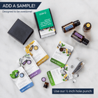 Standard Business Card (50 Card per Set) Business presentTERRA - eos - Easy Oil Solutions - doterra - essential oils