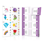 Magic Emoji Luxe Labels with Recipes (1 Sheet) Containers & Accessories Emoji One NO