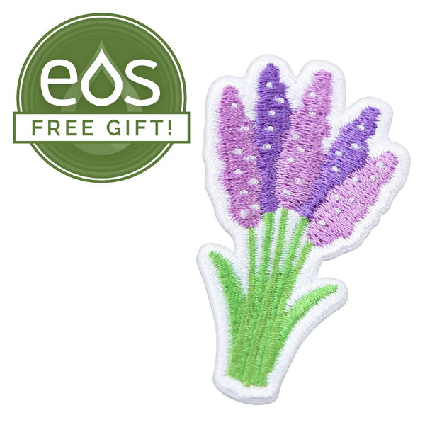 *Lavender Patch - FREE with any qualifying order! eos - Easy Oil Solutions