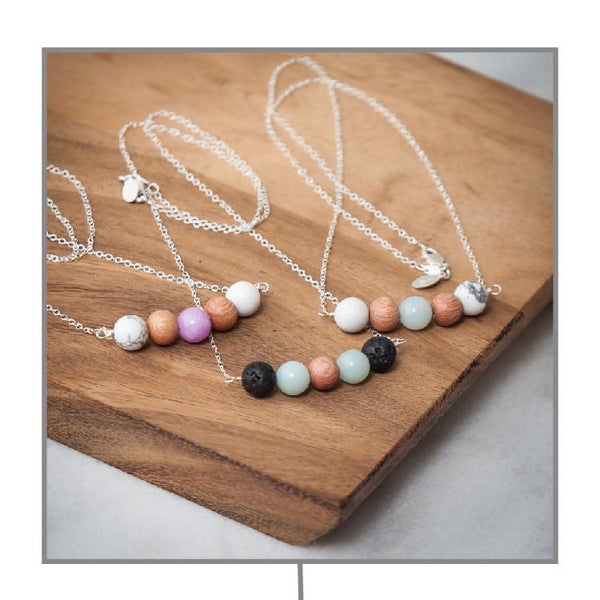 Diffuser Necklaces Diffuser Jewelry Andrea Wysocki
