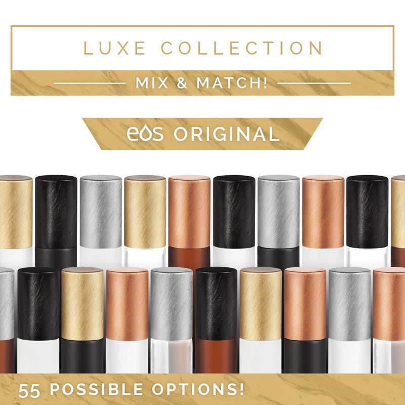 EOS Luxe Classic Collection | 10mL Roller Bottle (5 Pack - Mix & Match)