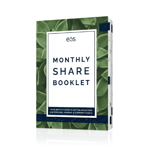 Monthly Share Booklet (Pack of 5) Business eos - Easy Oil Solutions - eos - Easy Oil Solutions - doterra - essential oils